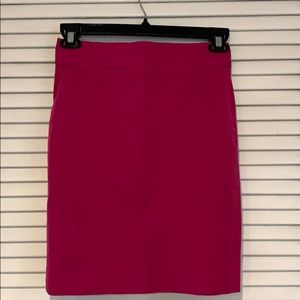 Pink pencil skirt from Banana Republic size 2 P